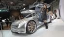 清水久美子が選ぶ! 第42回東京モーターショー2011 Best 10|Mercedes-Benz F125!|メルセデス・ベンツ F125!