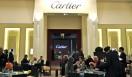 Cartier|カルティエ 展示スペース。