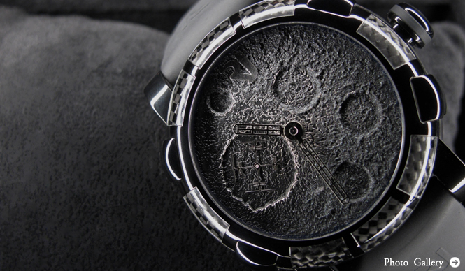 ROMAIN JEROME|ロマン・ジェローム 歴史の浅い時計会社がつくる歴史的な時計