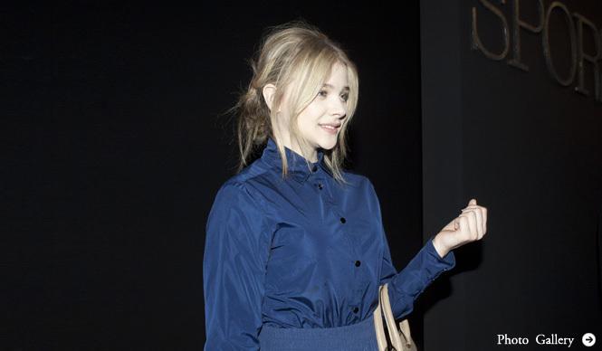 MaxMara|15歳のクロエ・グレース・モレッツが「フェイス・オブ・ザ・フューチャーⓇ」受賞!