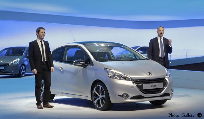 ジュネーブ現地リポート|Peugeot