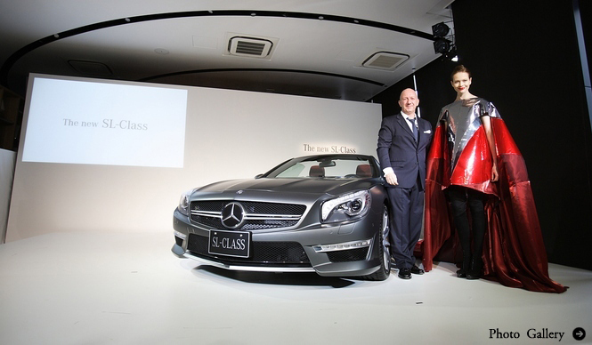 新SLクラス 日本登場|Mecedes-Benz