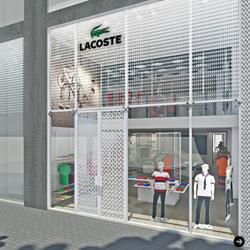LACOSTE|ラコステ 40