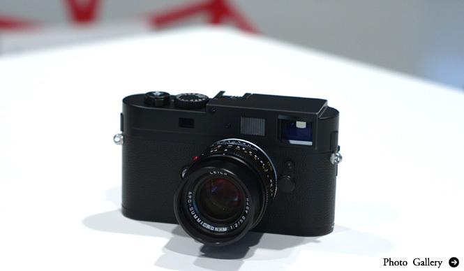 Leica|開発者インタビュー&実機撮影