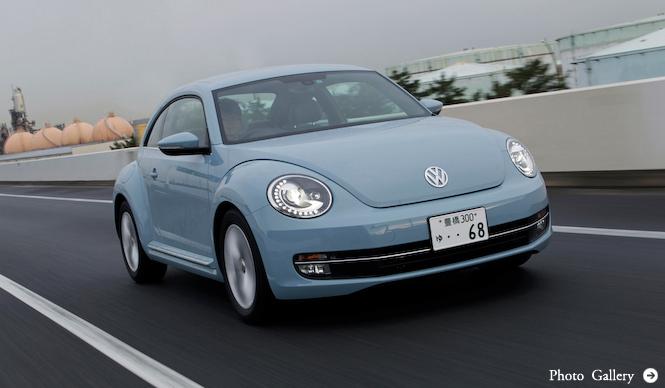 ザ・ビートルに試乗!|Volkswagen