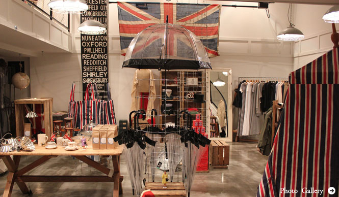 "The Tastemakers & Co.|英国フェア""BRILLIANTLY BRITISH""開催中"