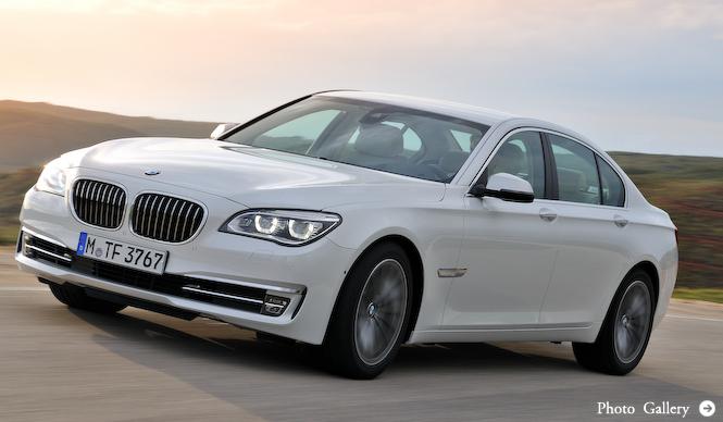7シリーズを一新|BMW