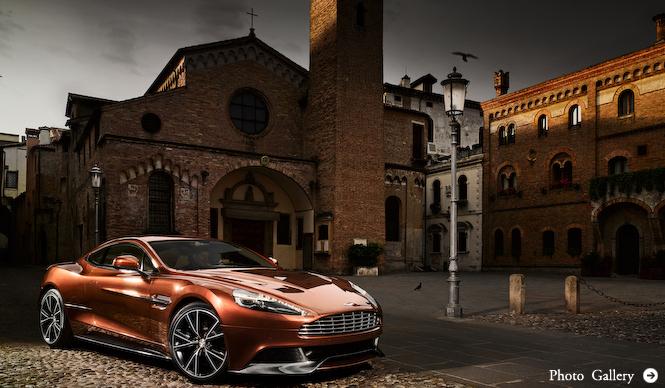 アストンマーティン創業100周年を飾るニューフラグシップ、ヴァンキッシュ登場|Aston Martin