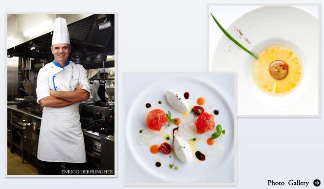 EAT|鮮やかな色彩を楽しむ夏メニュー|ARMANI / RISTORANTE