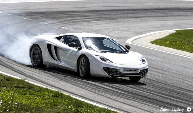 マクラーレンMP4-12Cが625psにパワーアップ|McLaren
