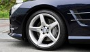 Mercedes-Benz SL350 BlueEFFICIENCY|メルセデス・ベンツSL350ブルーエフィシエンシー「AMGスポーツパッケージ」を装着すると、19インチの5本スポークホイールに変更となる