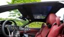 Mercedes-Benz SL550 BlueEFFICIENCY|メルセデス・ベンツSL550ブルーエフィシエンシーオプションの「マジックスカイコントロールパノラミックバリオルーフ」遮蔽時