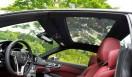 Mercedes-Benz SL550 BlueEFFICIENCY|メルセデス・ベンツSL550ブルーエフィシエンシーオプションの「マジックスカイコントロールパノラミックバリオルーフ」透過時