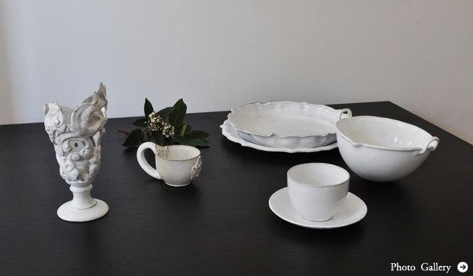 マチルダ キャロン|パリのエスプリ漂う陶器がボンソンスに登場