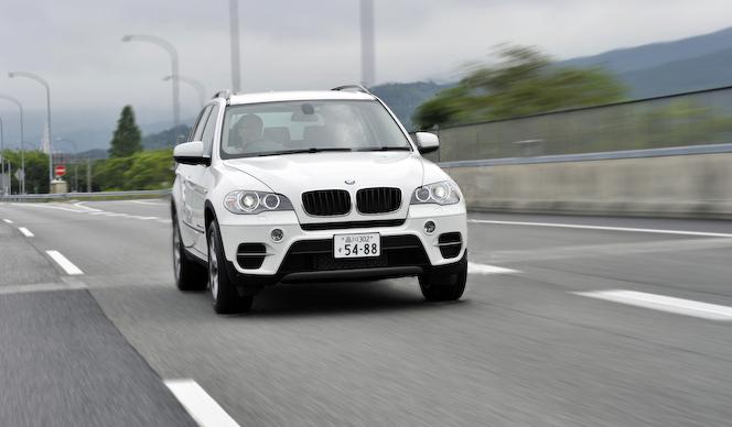 BMW X5のディーゼルに試乗|BMW