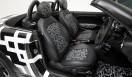 HOTEI x MINI Coupe Roadster|布袋寅泰×ミニ・ロードスターレザーシートにも模様