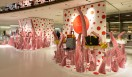LOUIS VUITTON│ルイ・ヴィトン どこまでもつづく鮮やかでハイブリッドな色づかいの水玉模様 © LOUIS VUITTON/Shinichi Sato