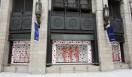 LOUIS VUITTON│ルイ・ヴィトン 伊勢丹新宿店においては、1Fの15面のウィンドウをジャックしている © LOUIS VUITTON/Shinichi Sato
