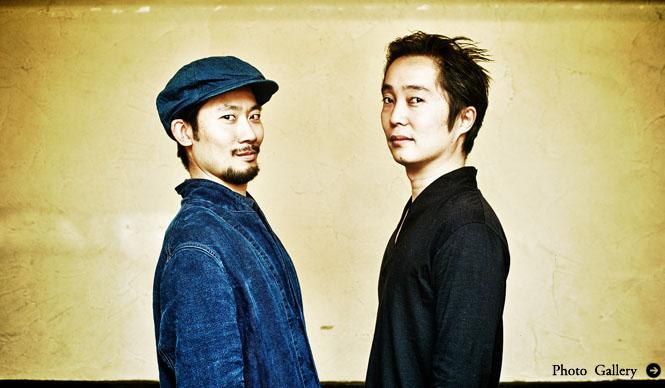MUSIC|志人・スガダイローによるダブルネーム・アルバム『詩種』