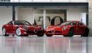 Alfa Romeo TZ3 Stradale & Alfa Romeo TZ3 Corsa|アルファロメオ TZ3 ストラダーレ(左) & アルファロメオ TZ3 コルサ(右)