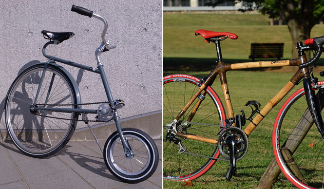 EVENT|ハンドメイド自転車が集う、日本初のイベント「若洲バイシクルミーティング」開催