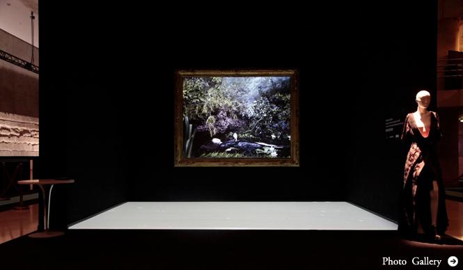 MIHARAYASUHIRO|パリで好評を博したインスタレーションが待望の日本公開