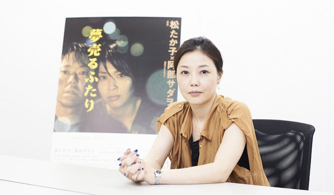 INTERVIEW|映画『夢売るふたり』西川美和監督インタビュー ギャラリー