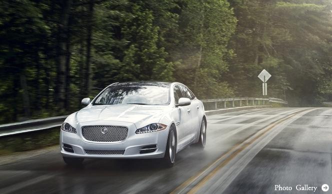 ジャガー新時代を切りひらくダウンサイジングエンジンに乗る Jaguar