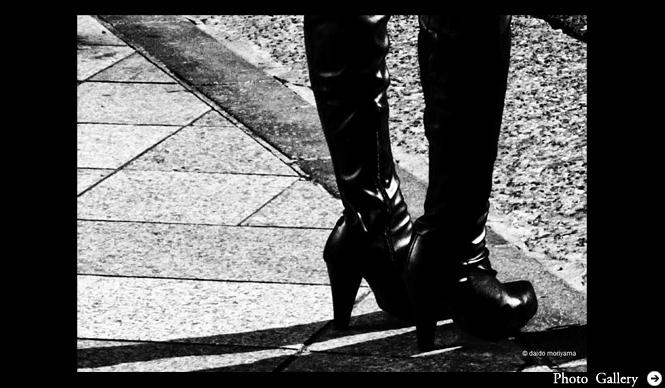 BOOK|森山大道写真集『モノクローム』