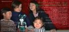 MERRY GREEN CHRISTMAS 2012|メリーグリーンクリスマス 2012|ベアサンタ BE@RBRICKと松永麻衣子さん