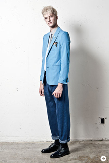 Pester 2013 SPRING&SUMMER COLLECTION 08