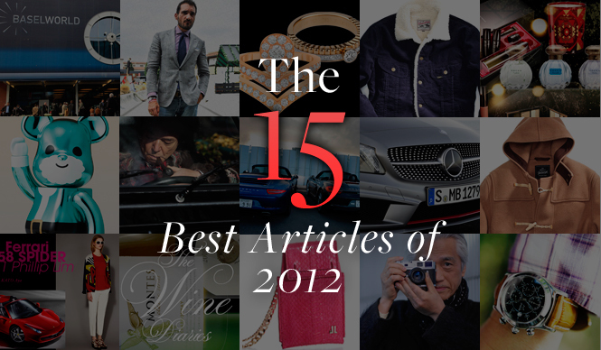 2012年のOPENERSで最も読まれた記事、ベスト15!