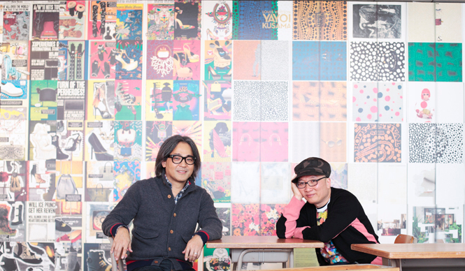 スペースコンポーザー 谷川じゅんじ × アート・ディレクター テセウス・チャン|スペシャル対談