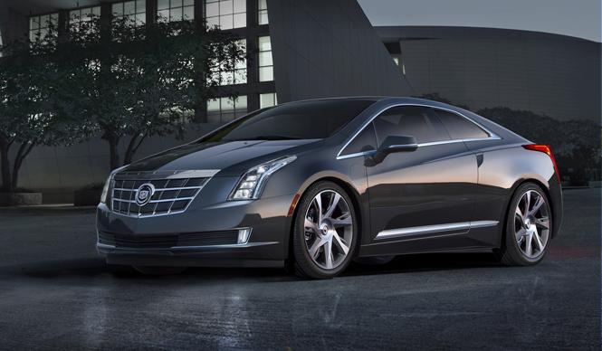 キャデラック初のプラグインハイブリッドモデル|Cadillac