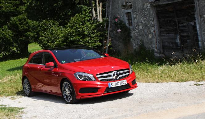 新型Aクラス特集|Mercedes-Benz