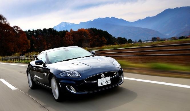 ジャガーXKRを試す|Jaguar