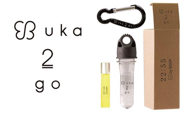 uka NIGO®×ukaコラボ第二弾ネイルオイル「uka nail oil uka2go」2255個限定発売