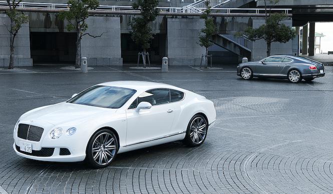 ベントレー コンチネンタル GT スピードに試乗 Bentley