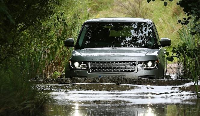 レンジローバーに3リッターV6新エンジンモデル登場| Range Rover