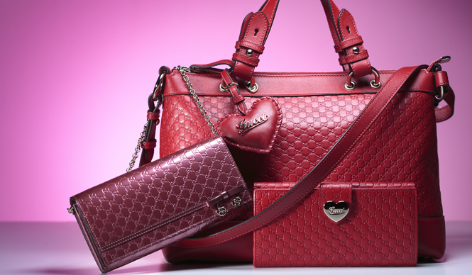 GUCCI|グッチ ロマンティックな季節を彩る新作バッグ&ウォレット
