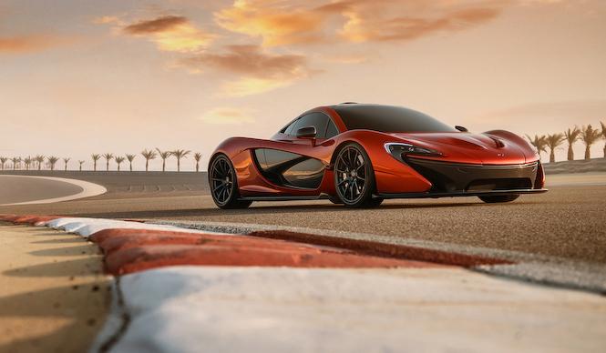 至高のスーパースポーツ マクラーレンP1はこうして生まれた|McLaren