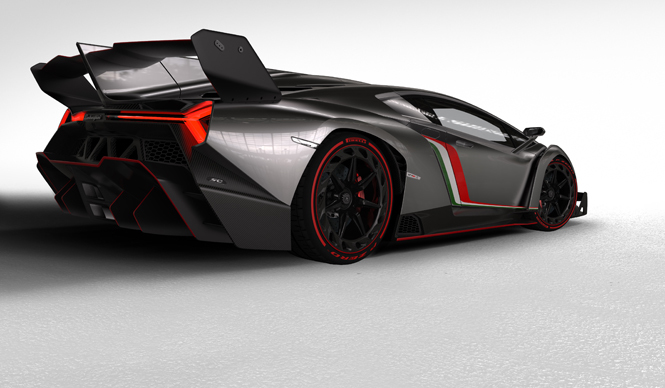Lamborghini Veneno|ランボルギーニ ヴェネーノ