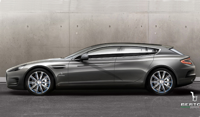 Aston martin rapide bertone|アストンマーティン ラピード