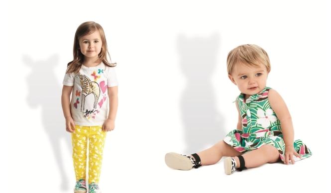 DIANE von FURSTENBERG for GapKids & babyGap|再びコラボレーションした、第二弾コレクションが発売決定