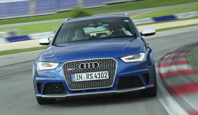 アウディ RS 4 アバント 日本発売|Audi