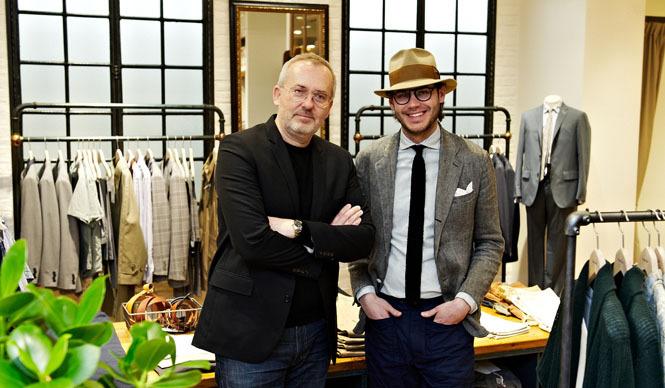 INTERVIEW|US『GQ』誌スタッフがメンズファッションを語る!