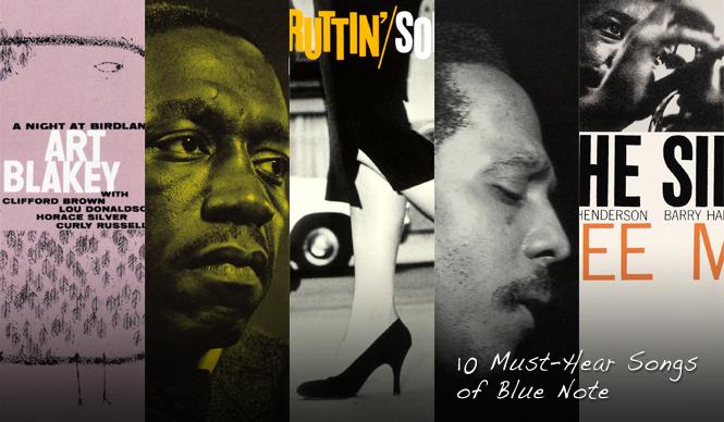 特集 BLUE NOTE NOW! 第2章「ブルーノート・ビギナーに捧ぐ10曲」