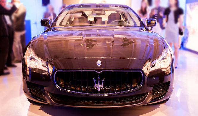 マセラティとオーディオの関係|Maserati