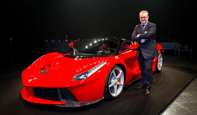 ラ フェラーリが日本上陸|Ferrari