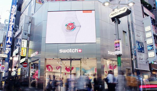 「渋谷 スウォッチ」の画像検索結果